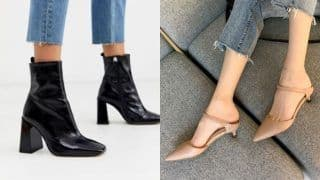 Here is The List of Top Trending Women Shoes of 2020