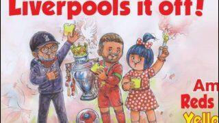 'Utterly Butterly' Celebrations! Amul Hands Over EPL Trophy to Liverpool's Jurgen Klopp-Jordan Henderson Even Before Final Match With Manchester City
