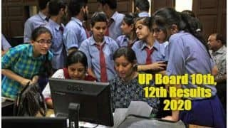UP Board 10th and 12th Results 2020 Likely to be Announced in Half an Hour, Check on upmsp.edu.in
