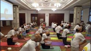 UAE Follows Yoga Gurus on Facebook LIVE as International Day of Yoga Goes Digital