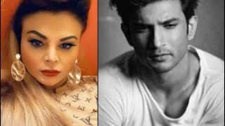 'Shame on You!': Fans Cringe as Rakhi Sawant Claims That Sushant Singh Rajput Will be Reborn as Her Son | WATCH
