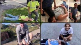 #BlackLivesMatter Suffers Huge Blow as White Teens Mimic Black Man's Gruesome Murder in TikTok's 'George Floyd Challenge'