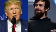 Twitter CEO-Donald Trump Lock Horns Again, This Time Over Latter's Campaign Video Which Had 'Copyright' Issues