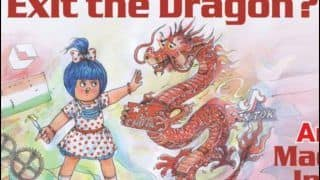 'Dragon is Funding This Mayhem'? Netizens Slam Twitter For Temporarily Blocking Amul India's Account After 'Boycott Chinese Goods' Creative