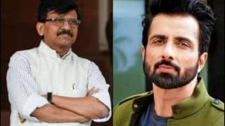 Shiv Sena's Sanjay Raut Mercilessly Trolled on Twitter For Taking Dig at 'Mahatma' Sonu Sood's Relief Work Amid COVID-19