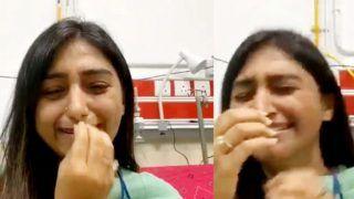 कोरोना पीड़ित मोहिना कुमारी ने बयां किए अपने जज़्बात, सब याद कर लाइव चैट में लगीं रोने