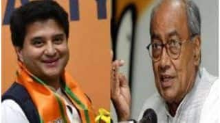 Congress Has Revived After Scindia's Exit, Says Digvijaya After Over 35K Party Cadres Join BJP