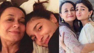 आलिया की मां ने नेपोटिज़्म पर तोड़ी चुप्पी, बोलीं- अभी हल्ला मचाने वाले अपने बच्चों को...