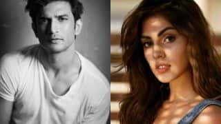 Sushant Singh Rajput And Rumoured GF Rhea Chakraborty Were Going to Feature in Their First Film Together?