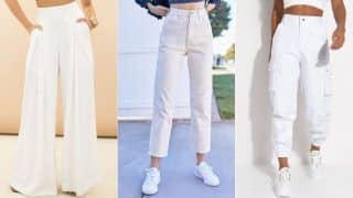 Here is How to Rock Staple White Pants on Different Occasions