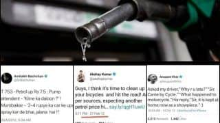 Twitter Pins Down Amitabh Bachchan-Akshay Kumar-Anupam Kher as Old Jibes on Fuel Price Hike Resurface
