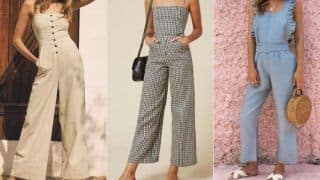 Style Tips to Wear a Jumpsuit And Slay Like a True Fashionista