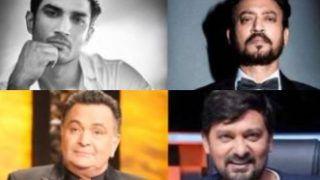 Legends Live Forever! Riddhima Kapoor Remembers Sushant Singh Rajput, Rishi Kapoor, Irrfan Khan And Wajid Khan