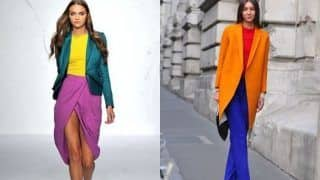 How to Experiment With Colours in Your Style: Tips to Combine Unusual Colours in Your Outfit