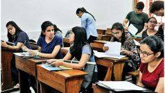 DU PG Classes: दिल्ली विश्वविद्यालय में PG की कक्षाएं दिसंबर से शुरू, इस दिन तक पूरी हो जाएगी एडमिशन प्रोसेस