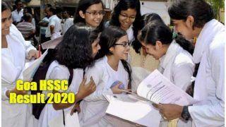 Goa HSSC Result 2020: गोवा बोर्ड कुछ देर में जारी करेगा 12वीं का रिजल्ट, ये है चेक करने का डायरेक्ट लिंक