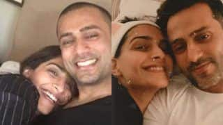 Sonam Kapoor Shares Mushy Pictures With Hubby Anand Ahuja, Says 'He is My Birthday Blessing'