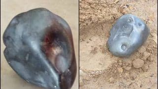 Wait, WHAT?! Meteorite-Like Object Falls From Sky And Creates One-Foot Deep Crater in Rajasthan, Explosion Heard Till 2kms