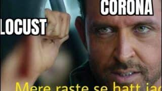 'Are Locust Tasty When Cooked? Asking For Friends in Gurgaon': Twitter Erupts in Meme Fest as Delhi on High Alert