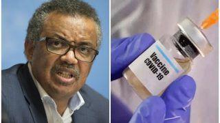 WHO का बड़ा बयान- दुनिया भर के देशों को कोरोना वायरस की 2 अरब वैक्सीन देंगे, लेकिन...