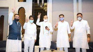 राजस्थान में टूट का डर, राज्यसभा चुनाव तक होटल में ही रुकेंगे कांग्रेस व समर्थक MLA और समर्थक