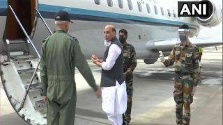 India-China Conflict News Update: LAC पर कम होगा तनाव! आज शाम चीनी रक्षा मंत्री से मिलेंगे राजनाथ सिंह