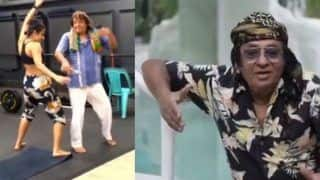 Bollywood's Veteran Actor Ranjeet Dances With Daughter on Mehbooba Song- Watch Video