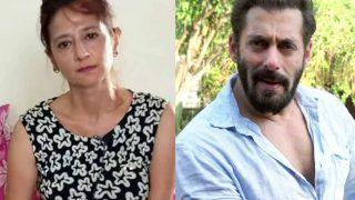 Salman Khan's Veergati co-Star Pooja Dadwal Asks Him For Help After Developing COVID-19 Symptoms