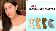 Sara Ali Khan Says 'All Lives Matter' Instead of 'Black Lives Matter' And Twitter Tells Exactly What's Wrong With Her Post