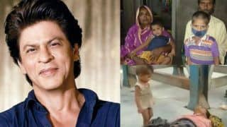 Shah Rukh Khan Helps Toddler Who Tried to Wake up Dead Mother at Railway Platform, Says 'I Know How it Feels'