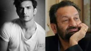 Sushant Singh Rajput Suicide Case Update: Shekhar Kapur Emails His Detailed Statement to Police