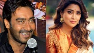 RRR Full Cast: Shriya Saran to Shoot With Ajay Devgn For SS Rajamouli's Magnum Opus Starring Jr NTR And Ram Charan