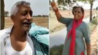 Watch | This Punjab Farmer And His Wife Are Making People's Hearts Melt With Their Beautiful & Effortless Singing