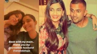 Sonam Kapoor Gets Early Birthday Present From 'Incredible' Husband Anand Ahuja- Check it Out