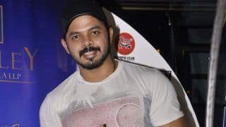 S Sreesanth's IPL Spot-fixing Ban Ends, Aims to Play Cricket 5-7 Years For 'Any Team'