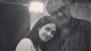 Janhvi Kapoor Shares Monochrome Picture of Parents, Wishes Late Sridevi And Boney Kapoor 'Happy Anniversary'