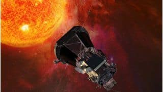 Watch: Stunning NASA Video Shows 10-Year Time Lapse of Sun in 61 Minutes