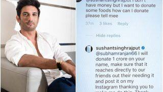 'Such a Kind Soul': Kerala Recalls Sushant Singh Rajput's Generous Act When He Donated Rs 1 Crore Towards 2018 Floods