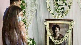 Sushant Singh Rajput's Death: Bhojpuri Actor Akshara Singh Attends Prayer Meet of Late Actor in Patna
