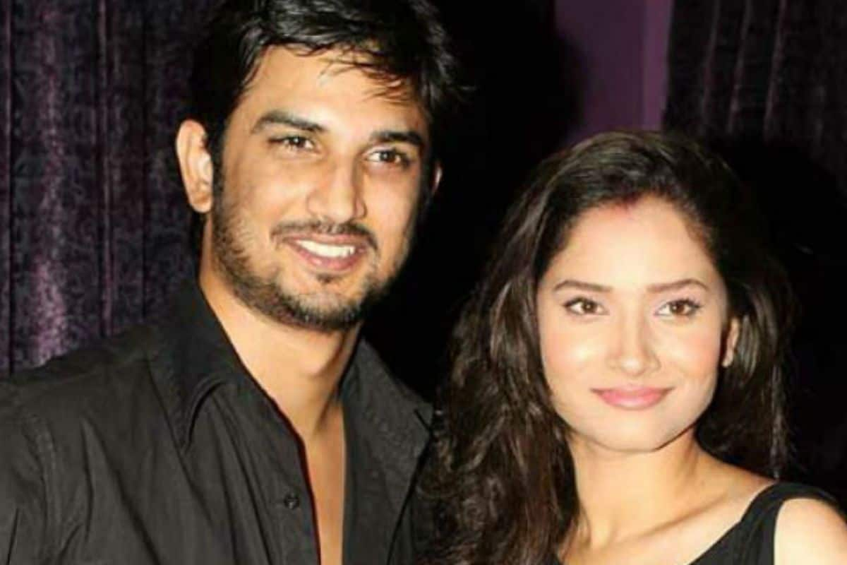 Ankita Lokhande Reacts to News of Sushant Singh Rajput Commiting ...