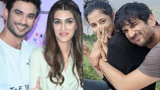 Sushant Singh Rajput's Death: Kriti Sanon Gets Trolled For Not Posting Anything, Sister Nupur Sanon Comes to Rescue