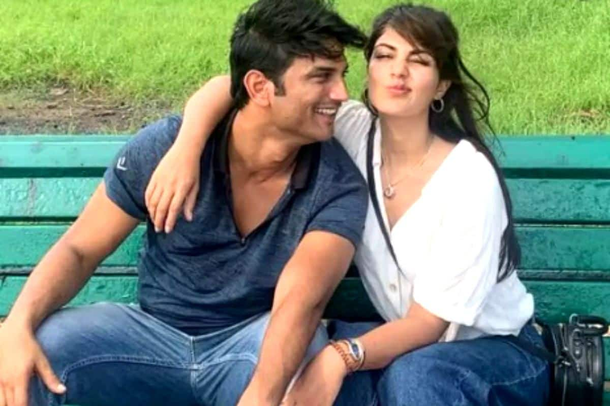 Rhea Chakraborty REVEALS What Happened With Sushant Singh Rajput During  Their Europe Trip | India.com