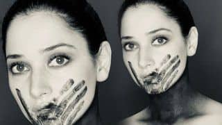 Tamannaah Bhatia Trolled For Supporting Black Lives Movement, Netizens Call Her Out For Endorsing Fairness Products