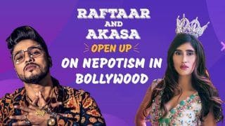 Watch: Raftaar And Akasa Discuss Nepotism And Urge Fans to be Sensitive About Sushant Singh Rajput's Suicide Case