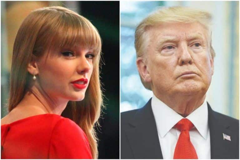 'We'll Vote You Out in November': Taylor Swift's Post Slamming Trump Becomes Her Most-Liked Tweet Ever