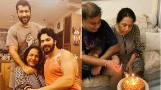 Varun Dhawan Shares Heart-Melting Birthday Post For 'Ma' Along With Beautiful Picture- See