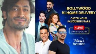 Vidyut Jammwal Objects to Not Being Invited to Represent His Film Khuda Haafiz in The 'Big' Disney+Hotstar Announcement