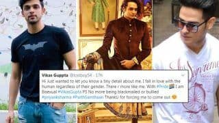 Vikas Gupta Comes Out as Bisexual, Says 'With Pride I am Bisexual, I Fall in Love With Human Regardless of Gender'