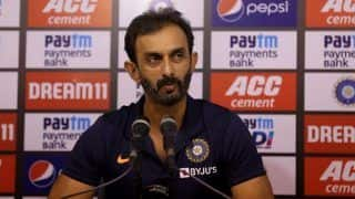 Batsmen at Advantage if Nothing Allowed to Shine The Ball: India Batting Coach Vikram Rathour