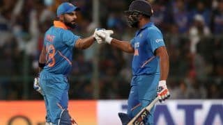 Laxman Feels There's no Need to Replace Virat Kohli With Rohit Sharma as Limited Overs Captain